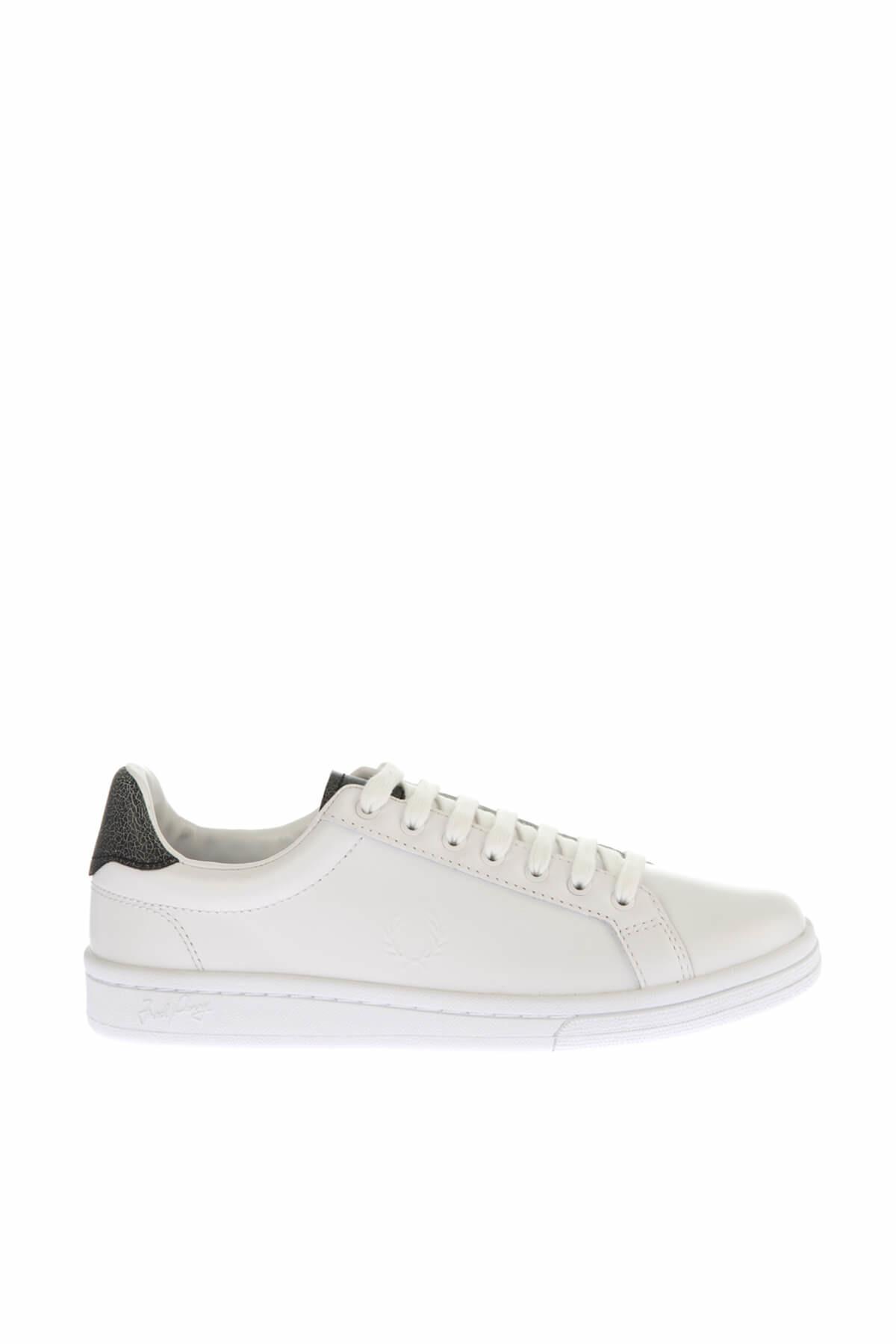 Fred Perry Kadın Beyaz Sneaker 181FRPKAYB3106 1