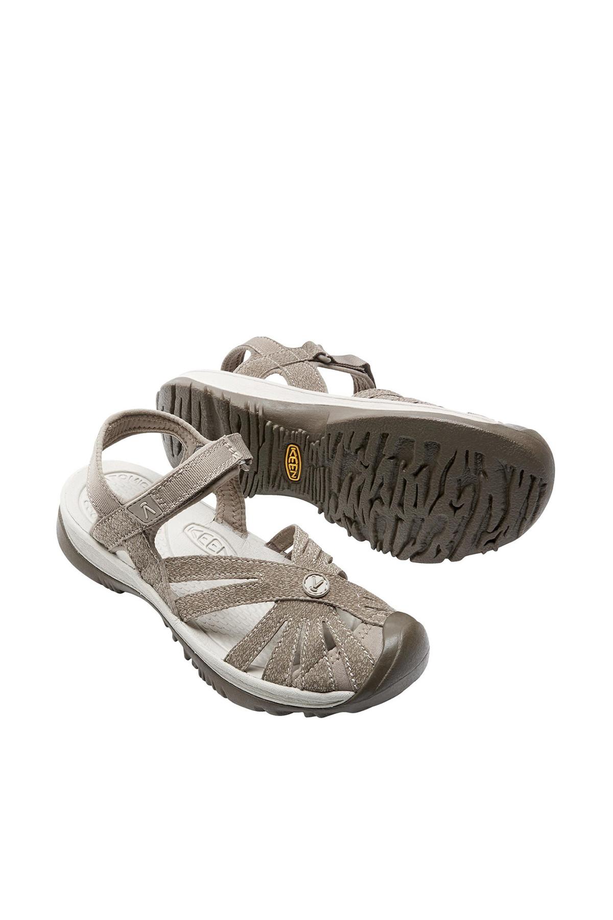 Keen Kadın Sandalet Bej 1016729 2
