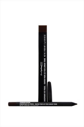 M.A.C Göz Kalemi - Powerpoint Eye Pencil Stubborn Brown 1.2 g 773602054381