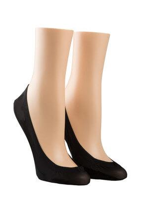 Calvin Klein Kadın Siyah Babet Çorap TUMYILECC546-00