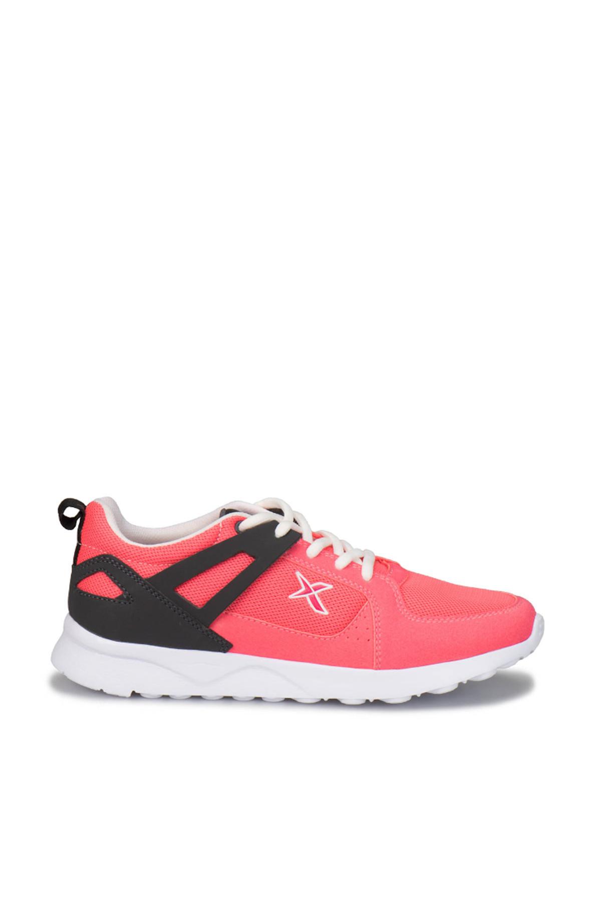 Kinetix VINO Neon Pembe Koyu Gri Kadın Sneaker 100243331 2