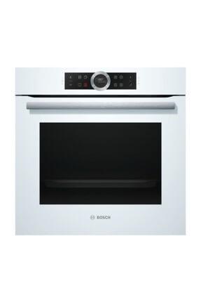 Bosch Hbg655Nw1 Ankastre Beyaz Fırın