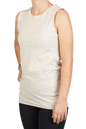 Exuma Kadın Bej T-shirt - 182200
