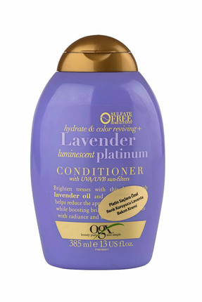 OGX Saç Kremi - Lavander Platinum Conditioner 385 ml