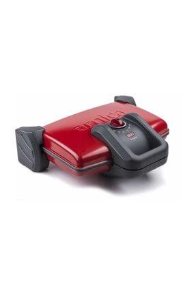 Arnica GH 26120 Ayvalık Granit  Kırmızı Izgara ve Tost Makinesi