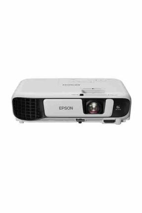 EPSON EB-X41 3LCD XGA 1024*768. 3600 ANSL. HDMI 15.000:1 Projeksiyon