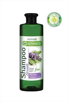 Farmasi Botanics Adaçayı Özlü Güçlendirici Şampuan 500 ml 8690131105709