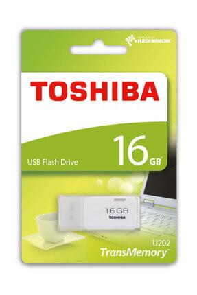 Toshiba TransMemory™ 16GB USB Flash Bellek
