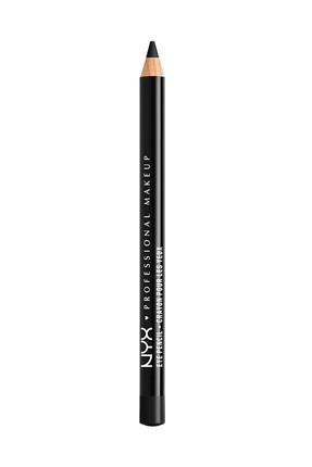 NYX Professional Makeup Göz Kalemi - Slim Eye Pencil Black 800897109011