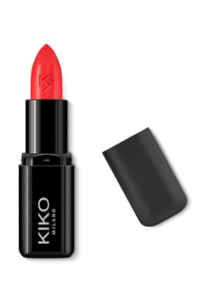 KIKO Ruj - Smart Fusion Lipstick 414 Poppy Red 8025272631518