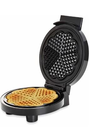 Fakir Bake N Joy Waffle Makinesi Siyah