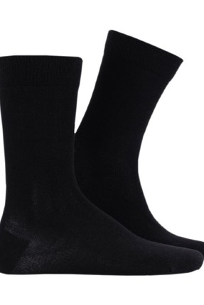 THERMOFORM Siyah Bambu Çorap