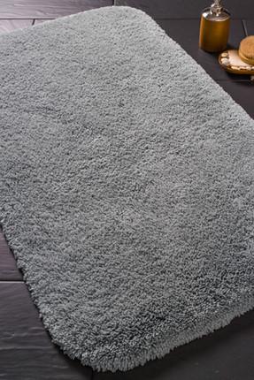 Confetti Miami 50x57 Gri Banyo Halısı