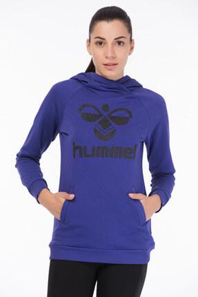 HUMMEL Kadın Sweatshirt Hmllura Hoodıe