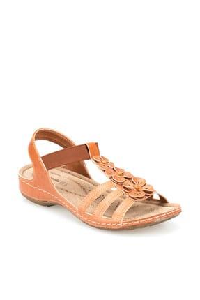 Polaris 91.157362.Z Taba Kadın Sandalet 100381302