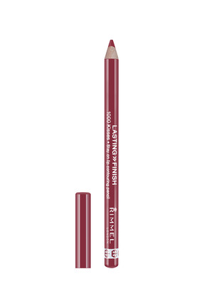 RIMMEL LONDON Dudak Kalemi - Lasting Finish 1000 Kisses Lip Liner 004 Indian Pink 1,2 g 5012874025206