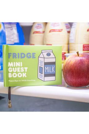 Knock Knock Mini Ziyaretçi Defteri: Buzdolabı