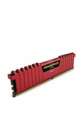 Corsair 8GB DDR4 2400MHz VENGEANCE SIYAH CL16 1x8GB (16-16-16-39) CMK8GX4M1A2400C16