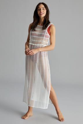 Penti Beyaz Joy Elbise