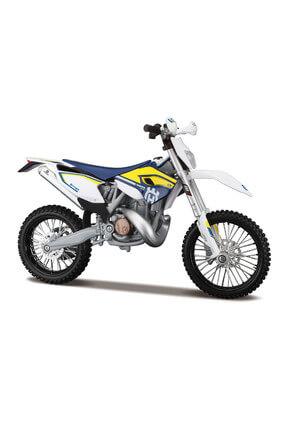 Maisto 1:12 Husqvarna Fe 501 Model Motorsiklet /