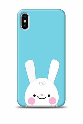 Eiroo iPhone X Tavşanlı Kılıf