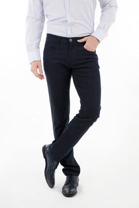 Sabri Özel Erkek Lacivert Pantolon - Mk8Pnok035
