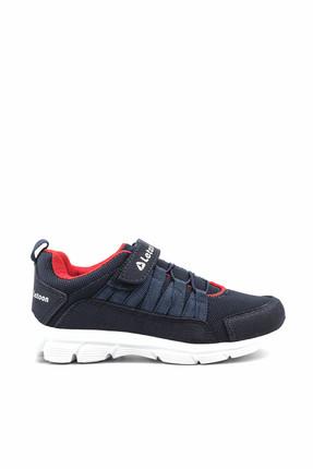 LETOON Lacivert Çocuk Spor Ayakkabı - 001F 6316