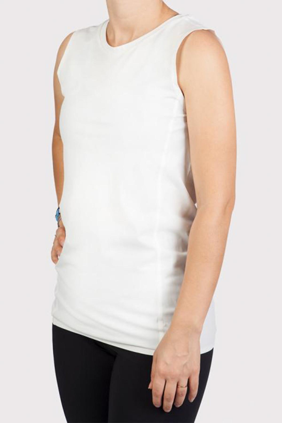 Exuma Kadın Beyaz T-shirt - 182200 1
