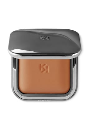 KIKO Aydınlatıcı Pudra - Radiant Fusion Baked Powder 06 Cocoa 8025272608183