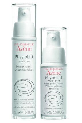 Avene PhysioLift Emulsion 30 ml + PhysioLift Eyes 15 ml Set 1212000000017