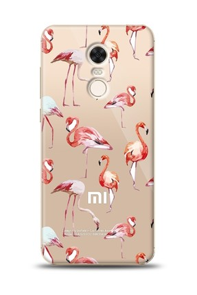 Eiroo Xiaomi Redmi 5 Plus Flamingo Kılıf