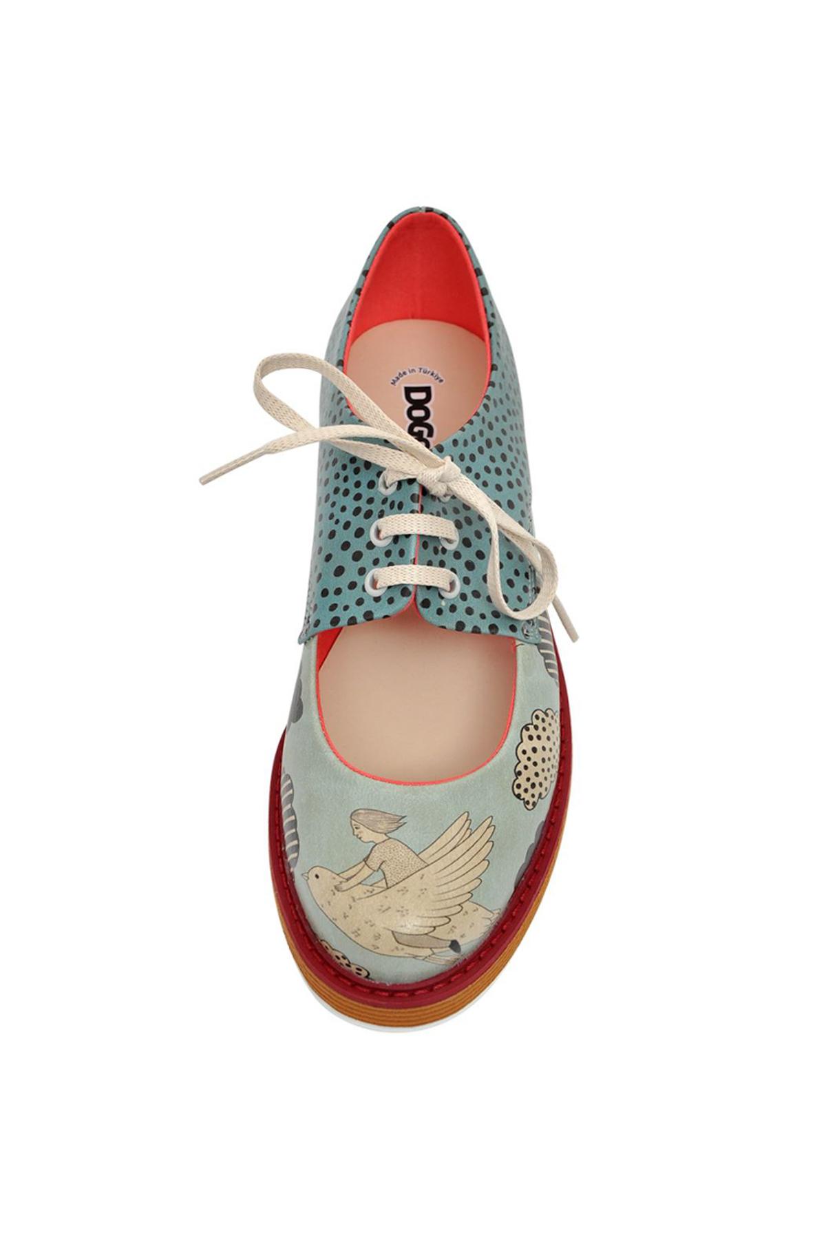 Dogo Çok Renkli Kadın Ayakkabı DGPNC017-401 2