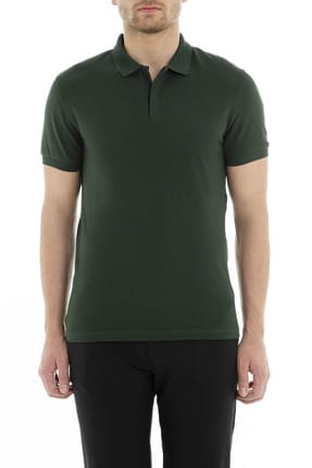 Emporio Armani Yeşil Erkek T-Shirt