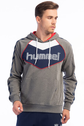 HUMMEL Erkek Sweatshirt Hmllıam Hoodıe