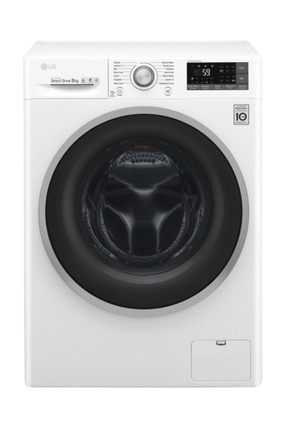 LG F4J7TNP1W A+++ (-40%) 8 Kg 1400 Devir TurboWash Çamaşır Makinesi (Wi-Fi Uzaktan Bağlantı)