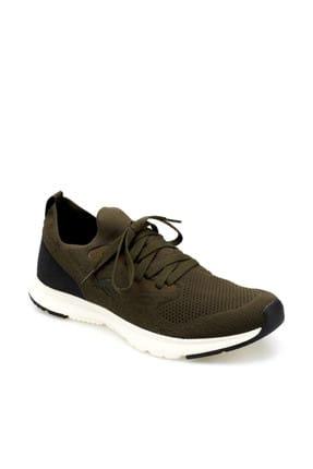 Kinetix Corsa Haki Siyah Erkek Koşu Ayakkabısı 100354799