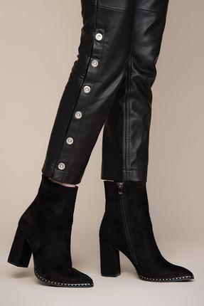 Fox Shoes Siyah Kadın Bot C654088202