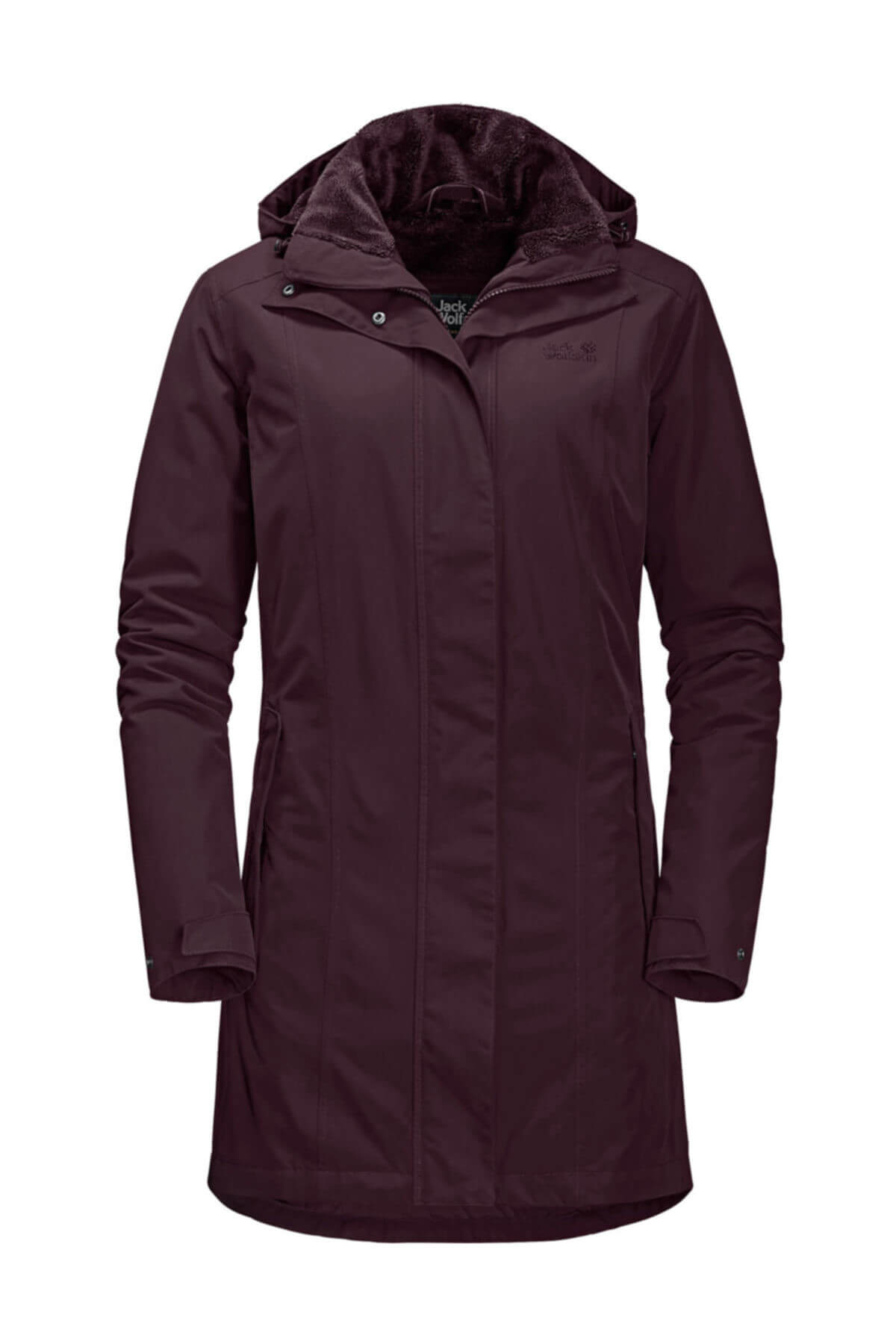 Jack Wolfskin Madison Avenue Coat Kadın Mont 1107732 1