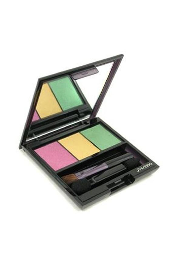 Shiseido Saten bitişli 3'lü Göz Farı - Luminizing Satin Eye Color Trio YE406 72 729238105263 2