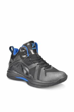 Kinetix MARLON Siyah Saks Erkek Basketbol Ayakkabısı 100313457
