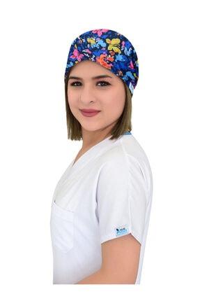 Nur Ortopedi Butterfly Doktor Hemşire Hastane Aşçı Cerrahi Bonesi