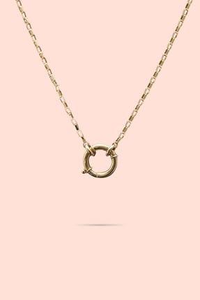 ATASAY Kadın Sarı Altın Zincir Kolye 2279071