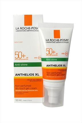 La Roche Posay Anthelios Dry Touch 50 ml Karma/Yağlı Ciltlere Yüz Güneş Kremi Spf 50 3337875491938
