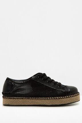 Koton Kadın Siyah Casual Ayakkabı