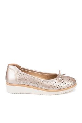Polaris 5 Nokta 91.100670.Z Altın Kadın Ayakkabı 100373426