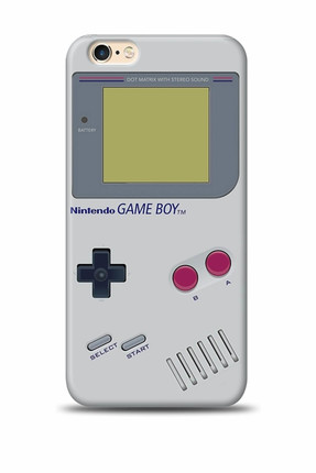 Eiroo iPhone 6 / 6S Game Boy Kılıf