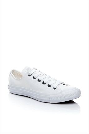 converse Kadın Chuck Taylor All Star White Monochrome Ayakkabı 1U647
