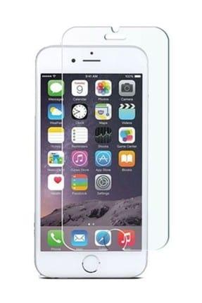 S-LINK iPhone 6 Plus / 6S Plus / 7 Plus / 8 Plus 0.3mm 2.5D Cam Ekran Koruyucu