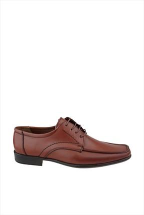 Wolfland Hakiki Deri Kahve Erkek Ayakkabı 52 02