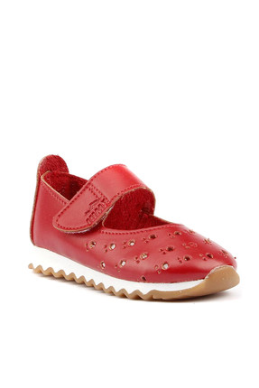 Jump Kırmızı Kız Çocuk Ayakkabı 17Y00024